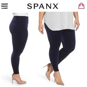 SPANX | Velvet Leggings Plus Size 2X new w/o tags